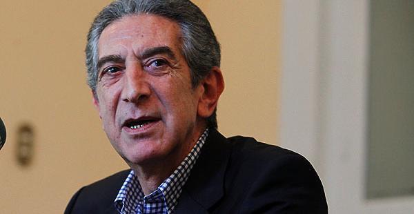 Jorge Tarud es parte de la línea dura chilena contra Bolivia