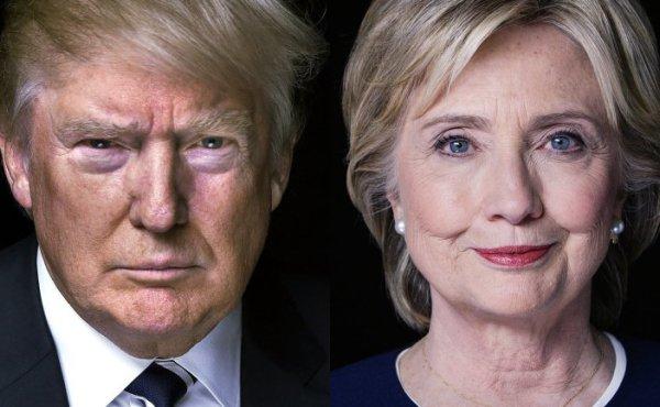 ¿Qué defienden Clinton y Trump?