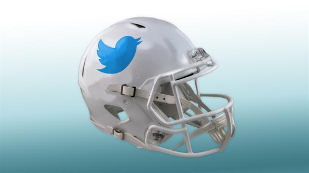 La estrategia de Twitter empieza por la NFL
