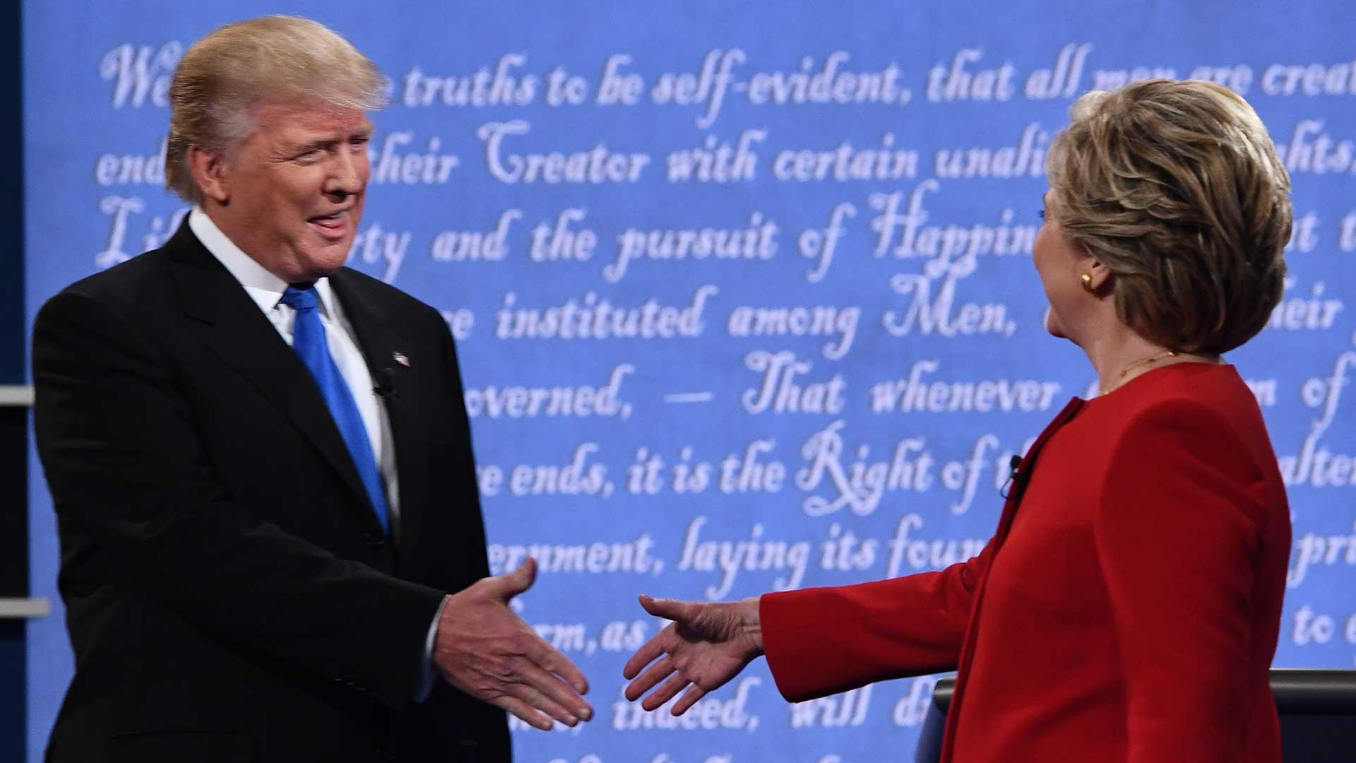 """(AFP) Para el candidato conservador, EEUU """"está en problemas. No sabe qué hacer ante devaluaciones en esos otros países, especialmente en China."""