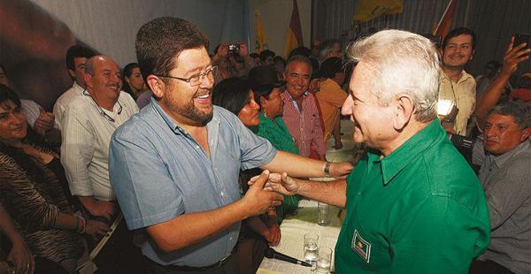 Doria Medina y Rubén Costas son opciones para la elección de 2019