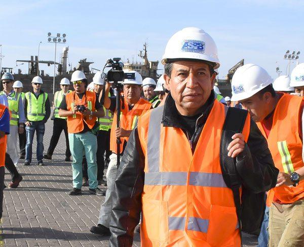 Pese a la visita de autoridades bolivianas al Puerto de Arica, el maltrato a los transportistas y carga boliviana se ha intensificado.