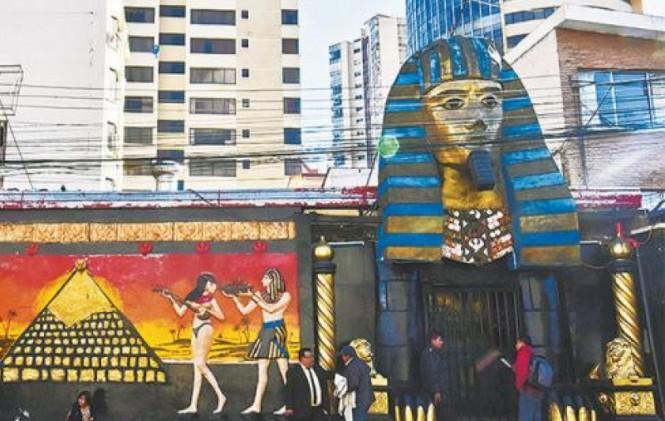 Abogada Barriga dice que la Alcaldía autorizó la demolición del Katanas