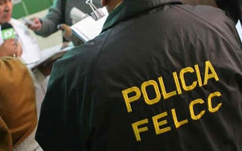 Policía FELCC