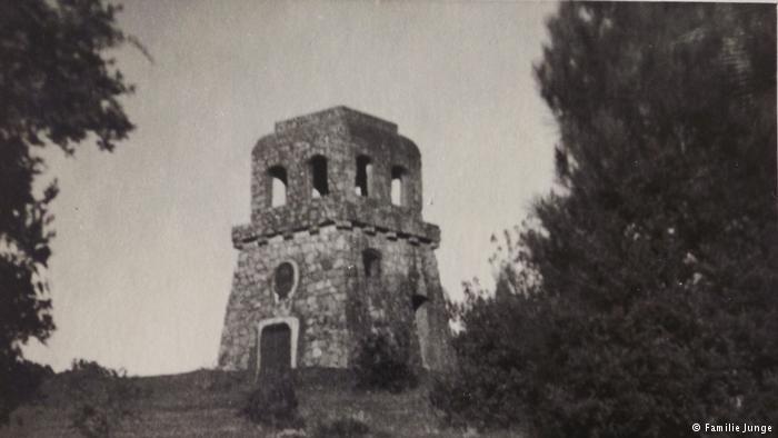 Geschichte der Bismarcktürme -Bismarckturm Concepción (Familie Junge)