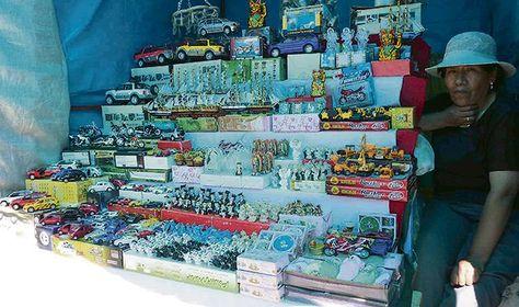 Las miniaturas que se exhiben en Puno, Perú, Foto: La República