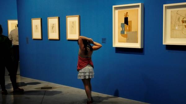 DIbujos. Setenta y cuatro obras que el artista guardó. /Fernando de la Orden