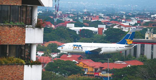Transporte Aéreo Militar es una de las aerolíneas con mayor tiempo en operación en el país