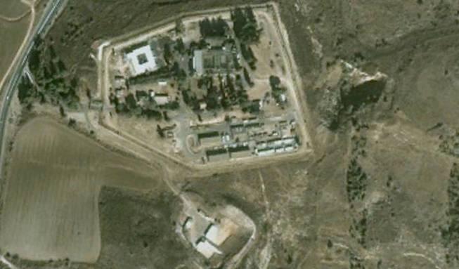 Área 1937. (Google Earth)