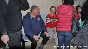 Víctimas de la explosión en un hospital en Shumen, Bulgaria