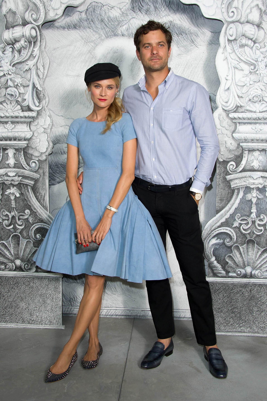 Diane Kruger, de 40 años, y Joshua Jackson, de 38, anunciaran públicamente su separación en julio pasado tras más de diez años de relación. Era una de las parejas más estables de Hollywood