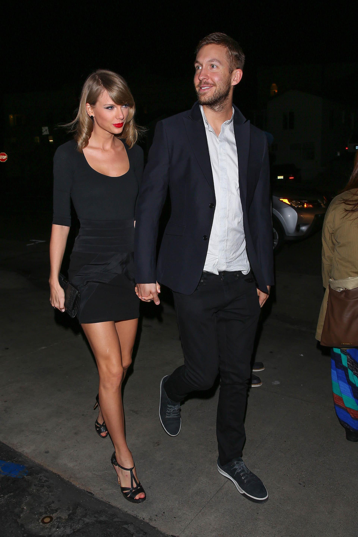 El duelo le duró poco a Taylor Swift. Dos semanas después de terminar su relación con el DJ Calvin Harris, la exitosa estrella del pop fue fotografiada a los besos con el actor Tom Hiddleston.