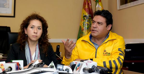 Las dos autoridades pactaron la conformación de comisiones técnicas para dar una pronta solución a la crisis del agua.