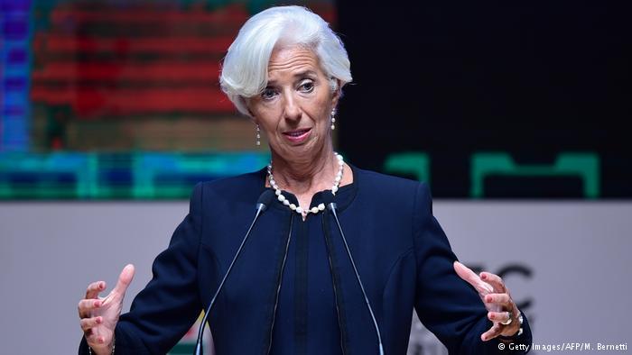 Peru APEC-Gipfel Christine Lagarde (Getty Images/AFP/M. Bernetti)