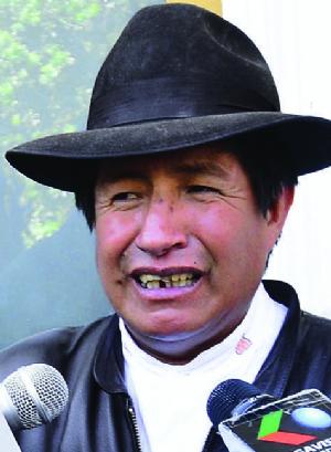 Diputado Quispe dice estar listo para irse de la Asamblea frente a proceso por acoso