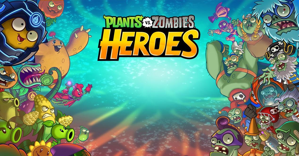 Juego Plantas vs Zombies