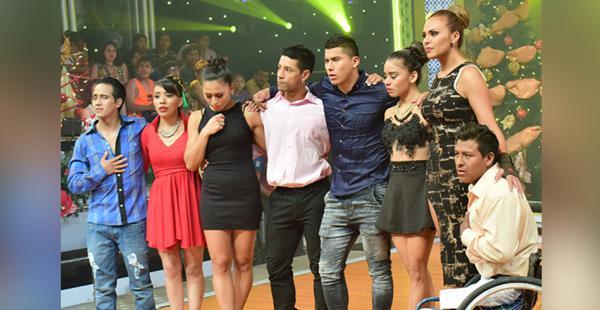 Finalistas del Bailando por un sueño, tercera temporada