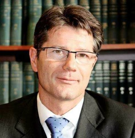 El jurista francés Jean-Marc Thouvenin. Foto: El Mercurio