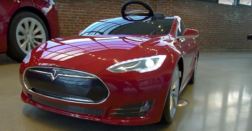 Tesla de Juguete