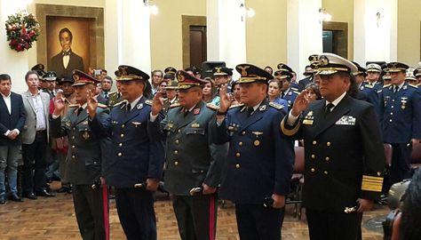 El nuevo Alto Militar de las Fuerzas Armadas