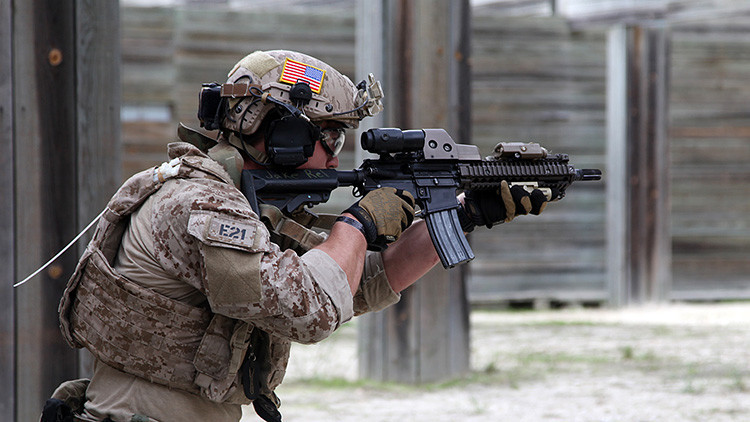 Los comandos más conocidos de Estados Unidos 'ponen firmes' a sus cerebros