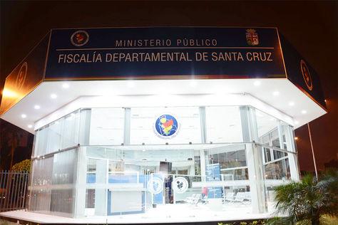 Fiscalía Departamental de Santa Cruz