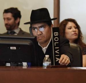 Oposición pide la inmediata destitución del embajador ante la OEA