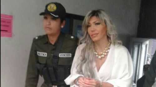 Fijan para este martes el inicio del juicio oral de Gabriela Zapata