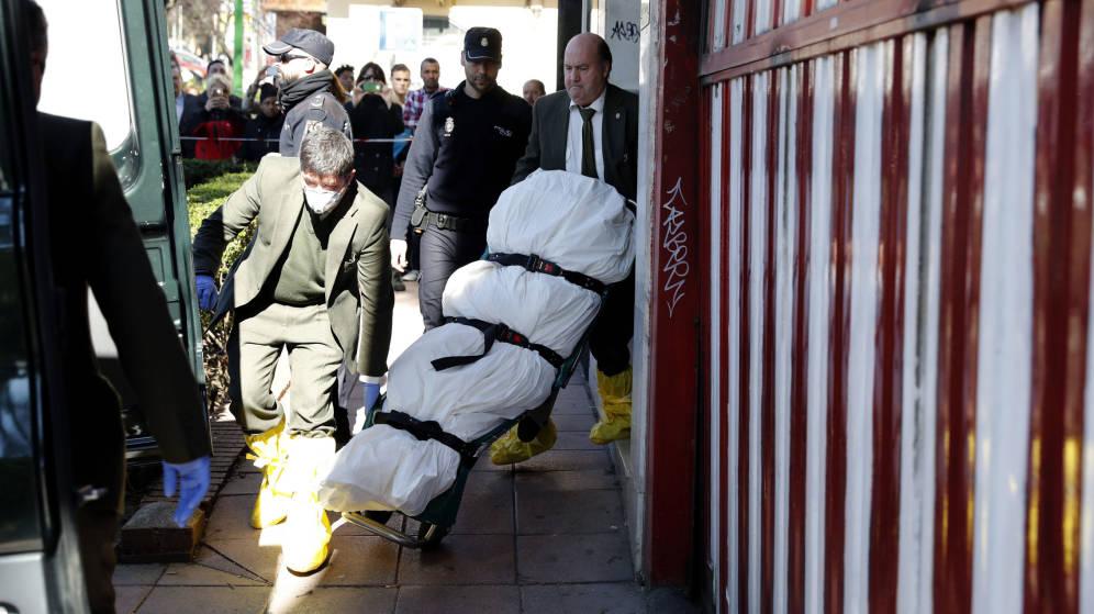 Foto: El cuerpo de la mujer fue descubierto el pasado 2 de marzo. (EFE)