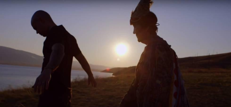 Fotograma del documental 'Residente'.