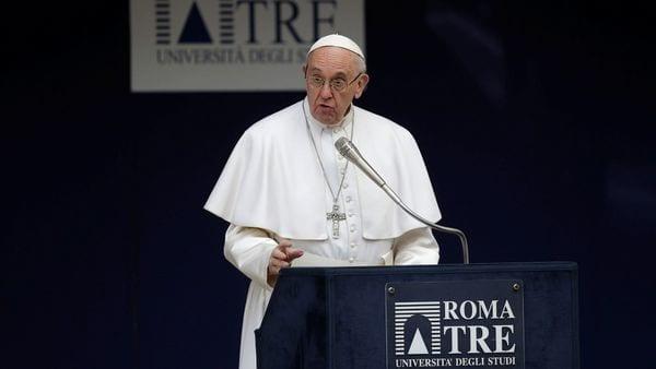 """El papa Francisco piensa ampliar su red de solidaridad a otros servicios para los """"sin techo"""" (Reuters)"""