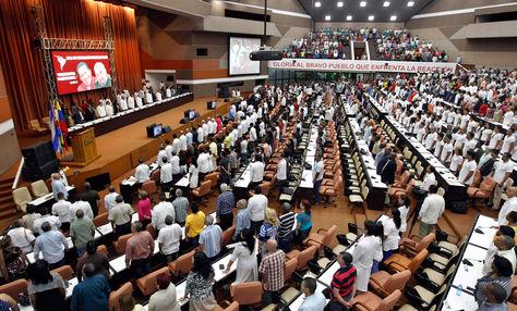 Clausura del XV Consejo Político de la Alianza Bolivariana para los Pueblos de Nuestra América. Foto: EFE