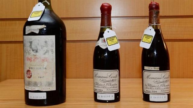 Rudy Kurniawan fabricó vino falso durante cerca de 10 años.