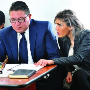 Tribunal admite el certificado del hijo de Evo y Zapata como válido