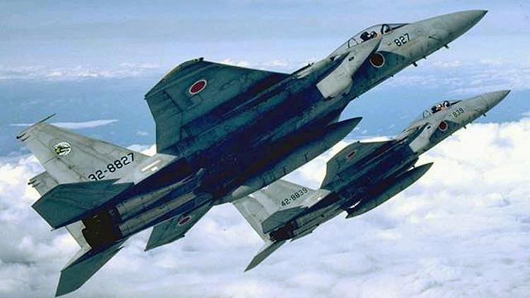 Tokio pone en alerta a varios cazas por presencia de aviones rusos cerca del espacio aéreo japonés