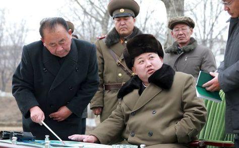 Kim Jong-un, el líder de Corea del Norte. Foto: http://elperiodicodemexico.com