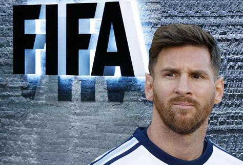 Lionel Messi y la FIFA