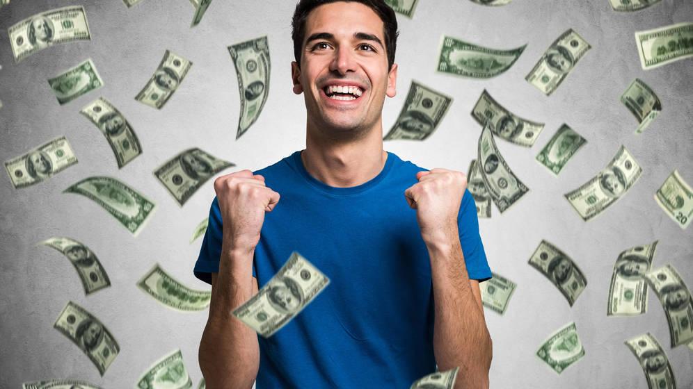 Foto: ¿Cómo me hago millonario?. (iStock)