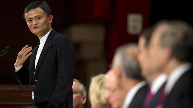 Jack Ma, fundador y CEO de Alibaba. (Reuters)