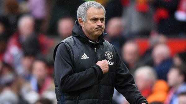 Mourinho provocó a los seguidores del Chelsea (Getty Images)