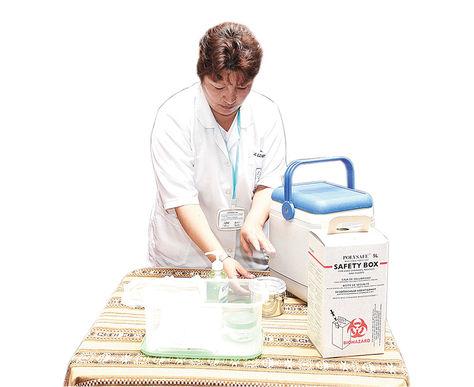Campaña de vacunación contra el Virus del Papiloma Humano (VPH)