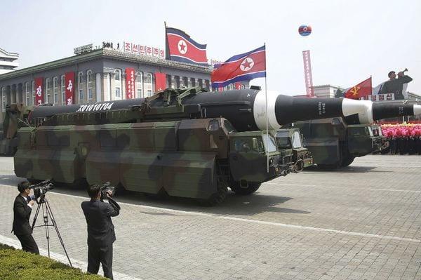 Este misil de mediano alcance es capaz de alcanzar Japón, Corea del Sur y la base estadounidense en Guam