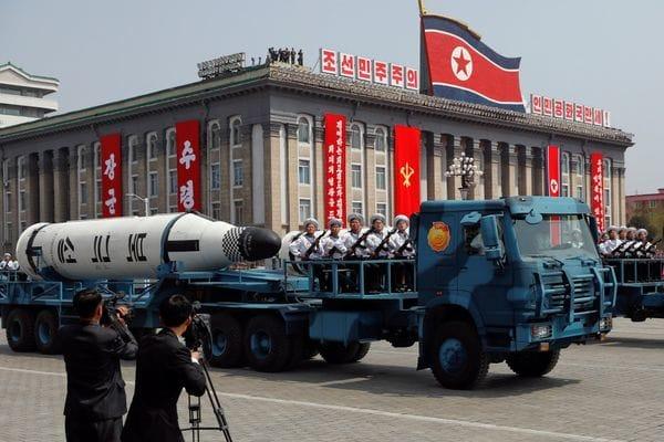 """El """"Pukkuksong"""" puede ser lanzado desde un submarino (Reuters)"""