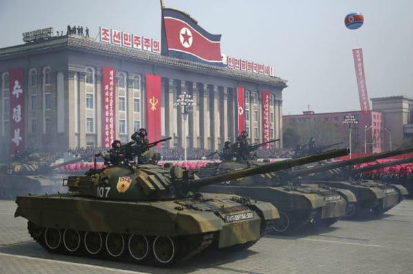 Tanques Chonma-Ho (AP)