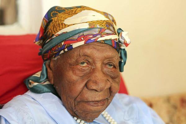 Violet Brownen su casa en Duanvale, Jamaica (AP)