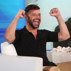 Ricky Martin, The Ellen DeGeneres Show