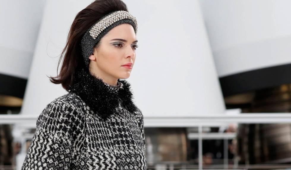 Kendall Jenner en Haper's Bazaar