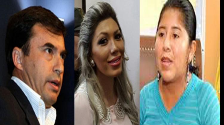 Quintana y Zpaata y Choque