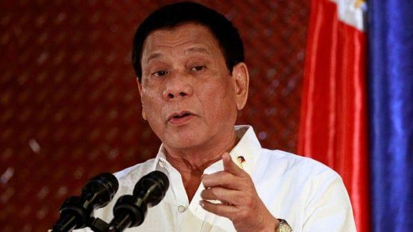 Rodrigo Duterte, presidente de Filipinas (Reuters)