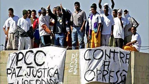 El PCC nació y creció en las cárceles brasileñas